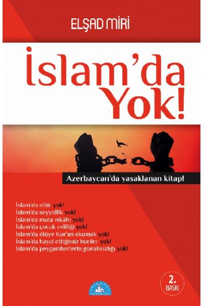 İslam'da Yok İslam'da Yok