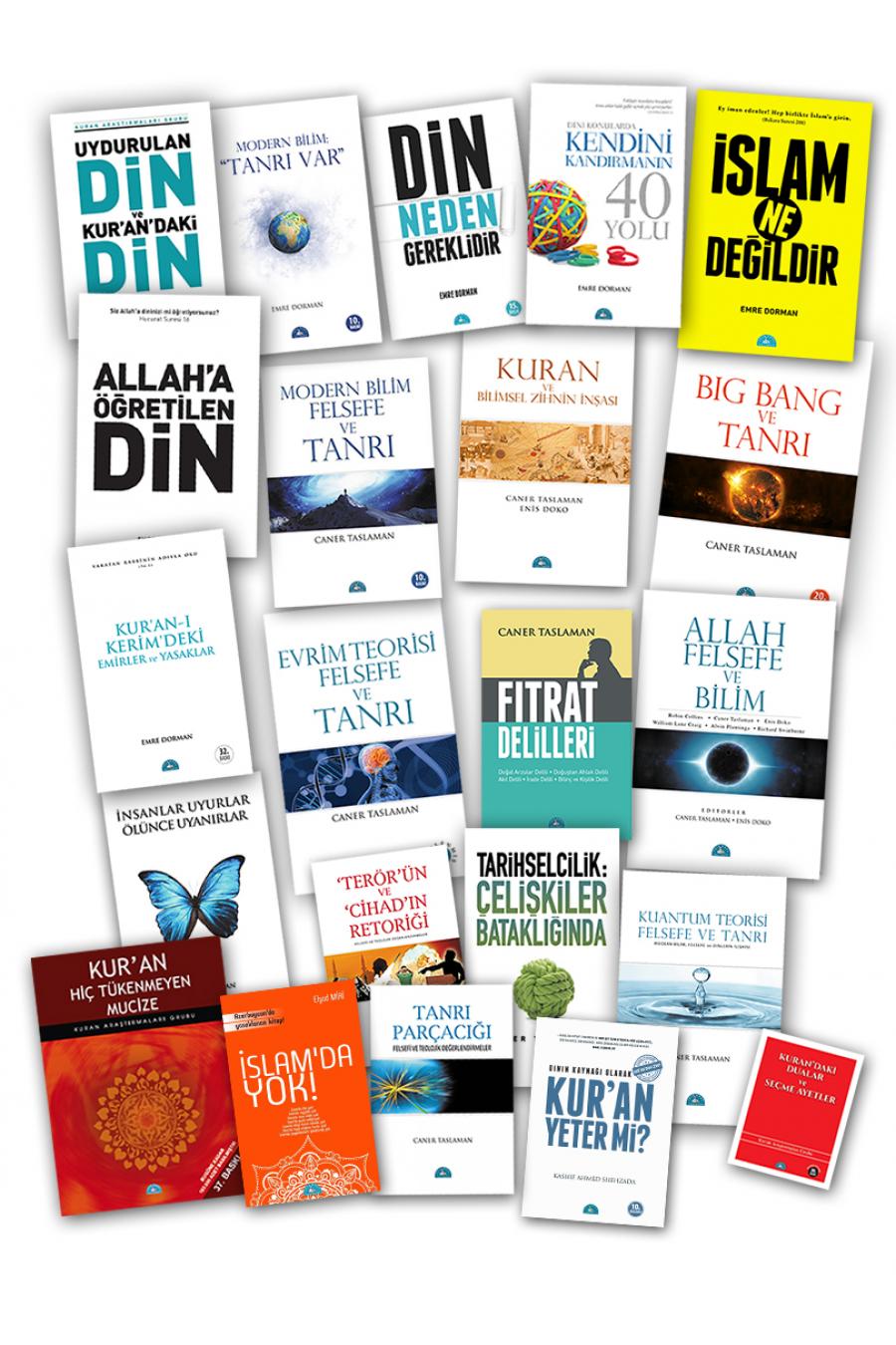 İstanbul Yayınevi Kitap Seti (24 Kitap)