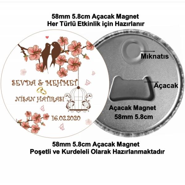 Nikah Söz Nişan Açacak Magnet