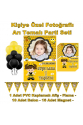 Arı Temalı Doğum Günü Parti Seti
