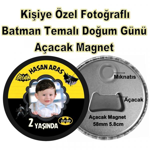 Doğum Günü Açacak Magnet Doğum Günü Açacak Magnet