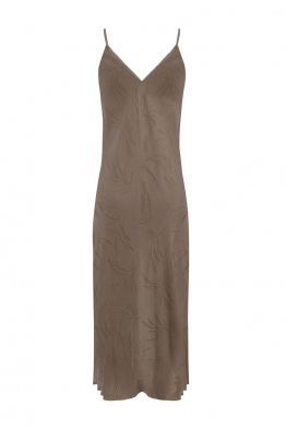 Pia Brand PIA Palm Slip Dress