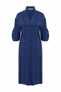 Pia Brand MASTER NECK SHIRT DRESS