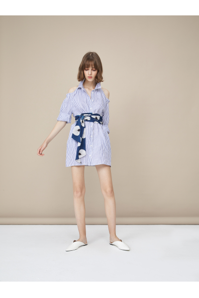 Pia Brand Tipped Shirt
