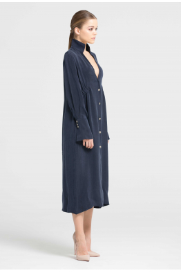 Pia Brand Long Shirt Dress