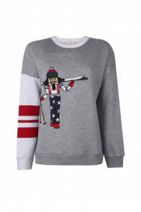 Big Star Man Sweatshirt