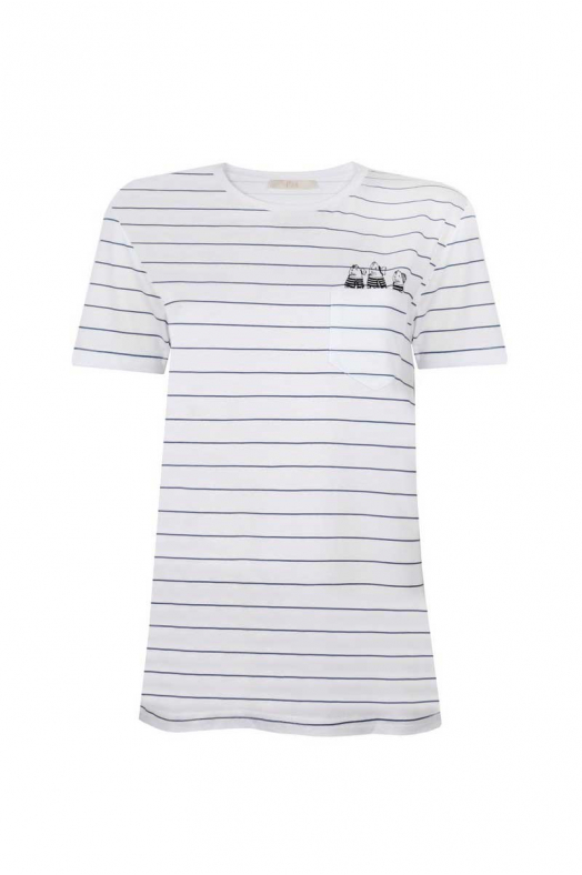 Stripy Fish T-Shirt