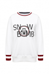 SNOW BOMB SWEATSHIRT