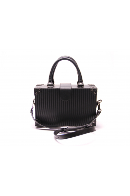 Melsa Deri BOX-001 BLACK