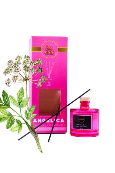 By Nini Bambu Çubuklu Angelica Oda Parfümü 100 ML