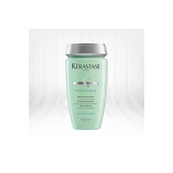 kerastase yağlı saçlar için dengeleyici şampuan 250 ml