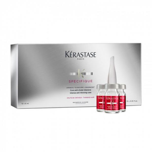 Specifique Aminexil Dökülme Önleyici Saç Kürü 10x6ml