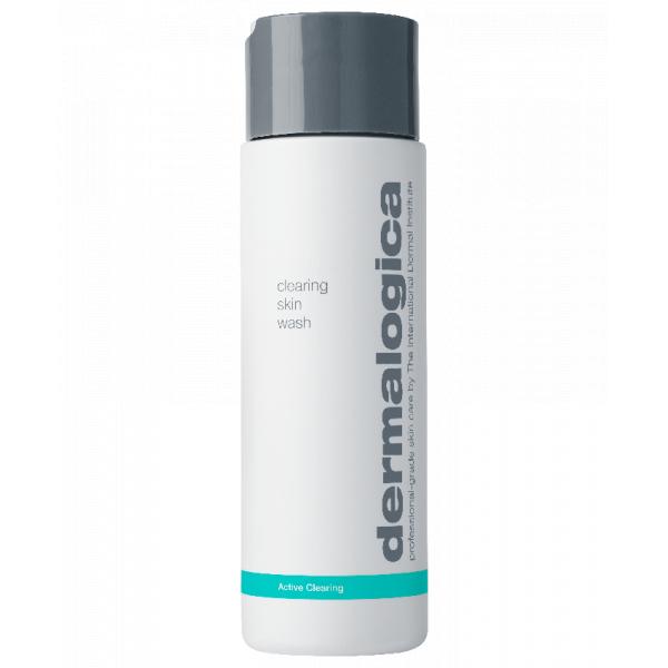 Clearing Skin Wash Yağlı ve Sivilceli Ciltler İçin Temizleyici 250 ml Clearing Skin Wash Yağlı ve Sivilceli Ciltler İçin Temizleyici 250 ml