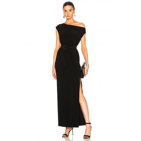 ca368e2462077 ... by UMUT Design; İpek Jarse Düşük Omuz Yırtmaçlı Elbise. İpek Jarse  Düşük Omuz Yırtmaçlı Elbise