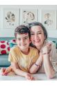 Burçin Ünaldı ve Ali Efe'nin Nota Çocuk Bilekliği