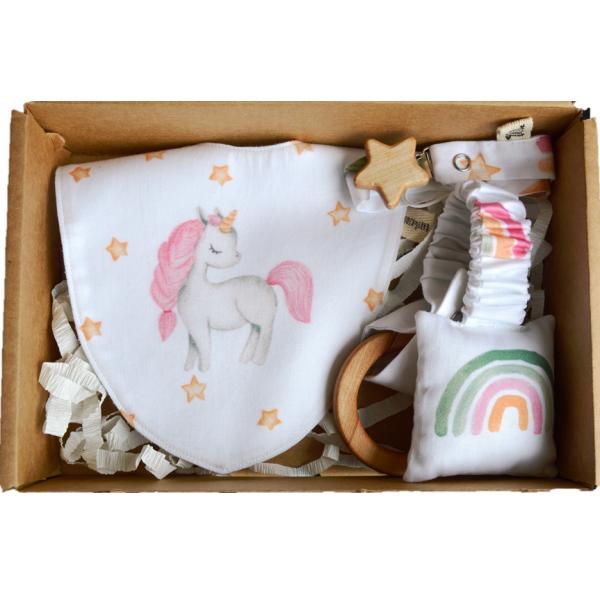 Unicorn 3'lü Bebek Kiti