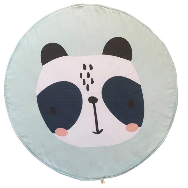 Asu Baby&Kids Forest Organik Pamuk Katla& Taşı Minder 80 cm