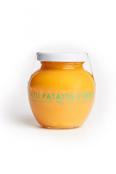 Tatlı Patates Püresi (180 gr) Tatlı Patates Püresi (180 gr)