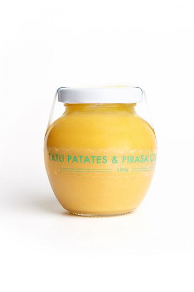 Tatlı Patates & Pırasa Çorbası (180 gr) Tatlı Patates & Pırasa Çorbası (180 gr)