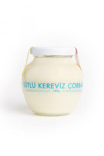 Sütlü Kereviz Çorbası (180 gr)