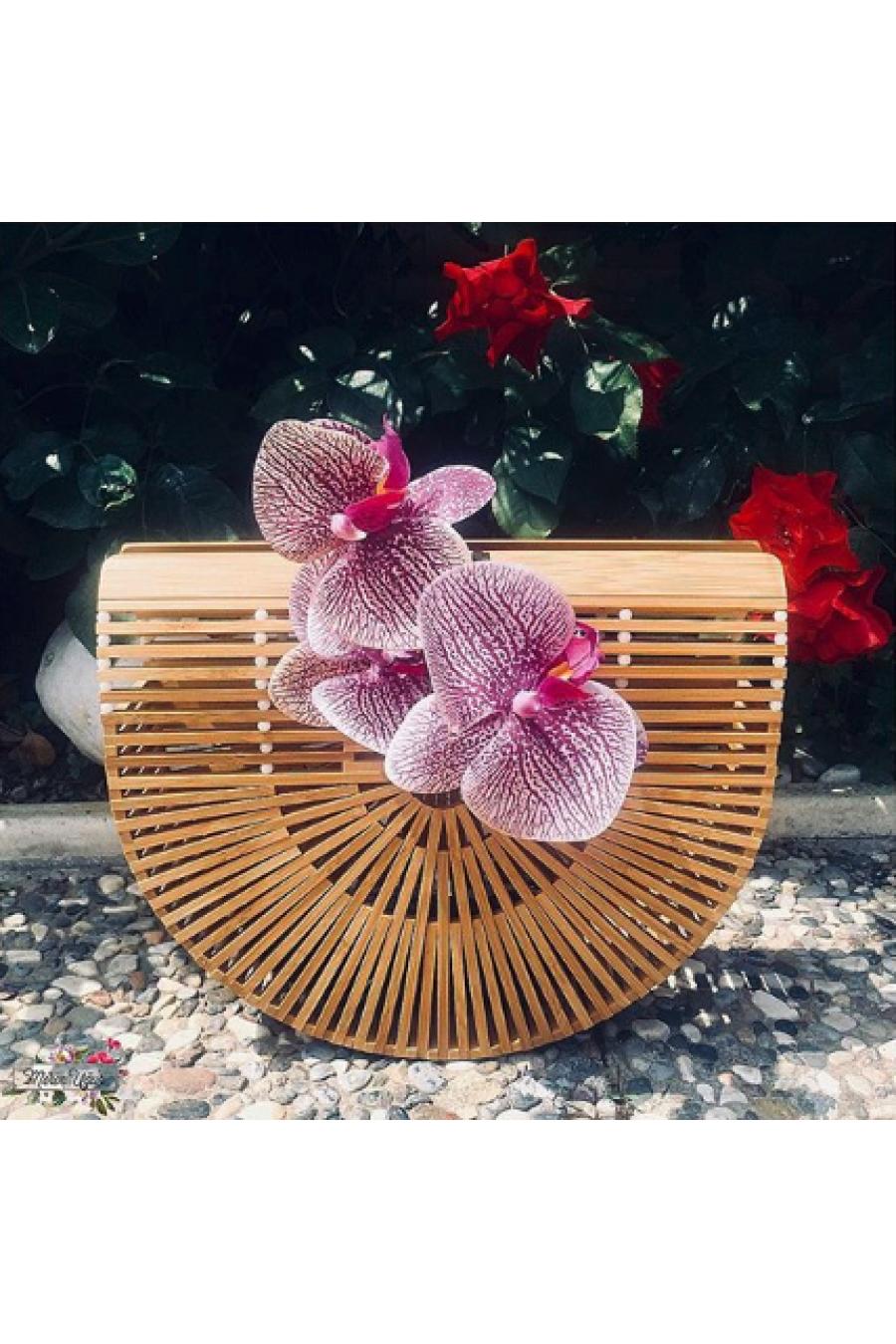 PEARL BAMBOO BAG