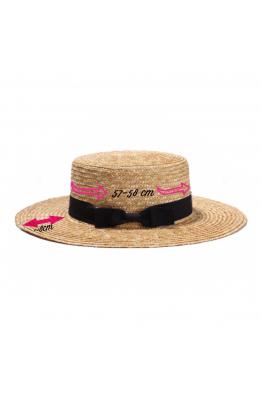 Merve Uğur BOATER HAT