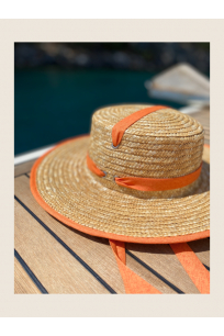 TANGERINE HAT
