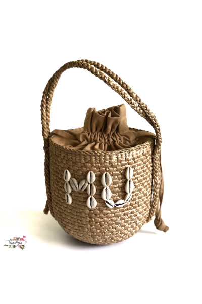CUSTOMIZED MARINE HANDBAG CUSTOMIZED MARINE HANDBAG
