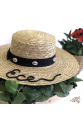 CUSTOMIZED MARINE BOATER HAT