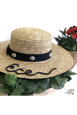 Merve Uğur CUSTOMIZED MARINE BOATER HAT