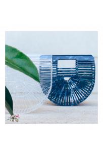 BEAUTY BLUE CLUTCH