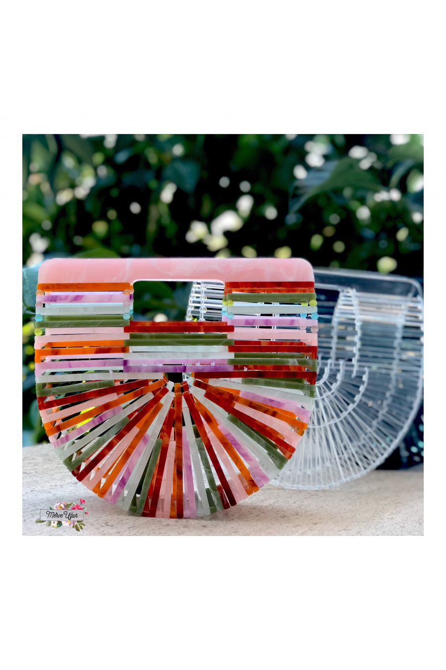 COLORFULLY CLUTCH