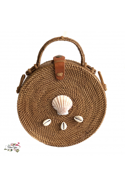 SEASHELL ROUND BAG SEASHELL ROUND BAG