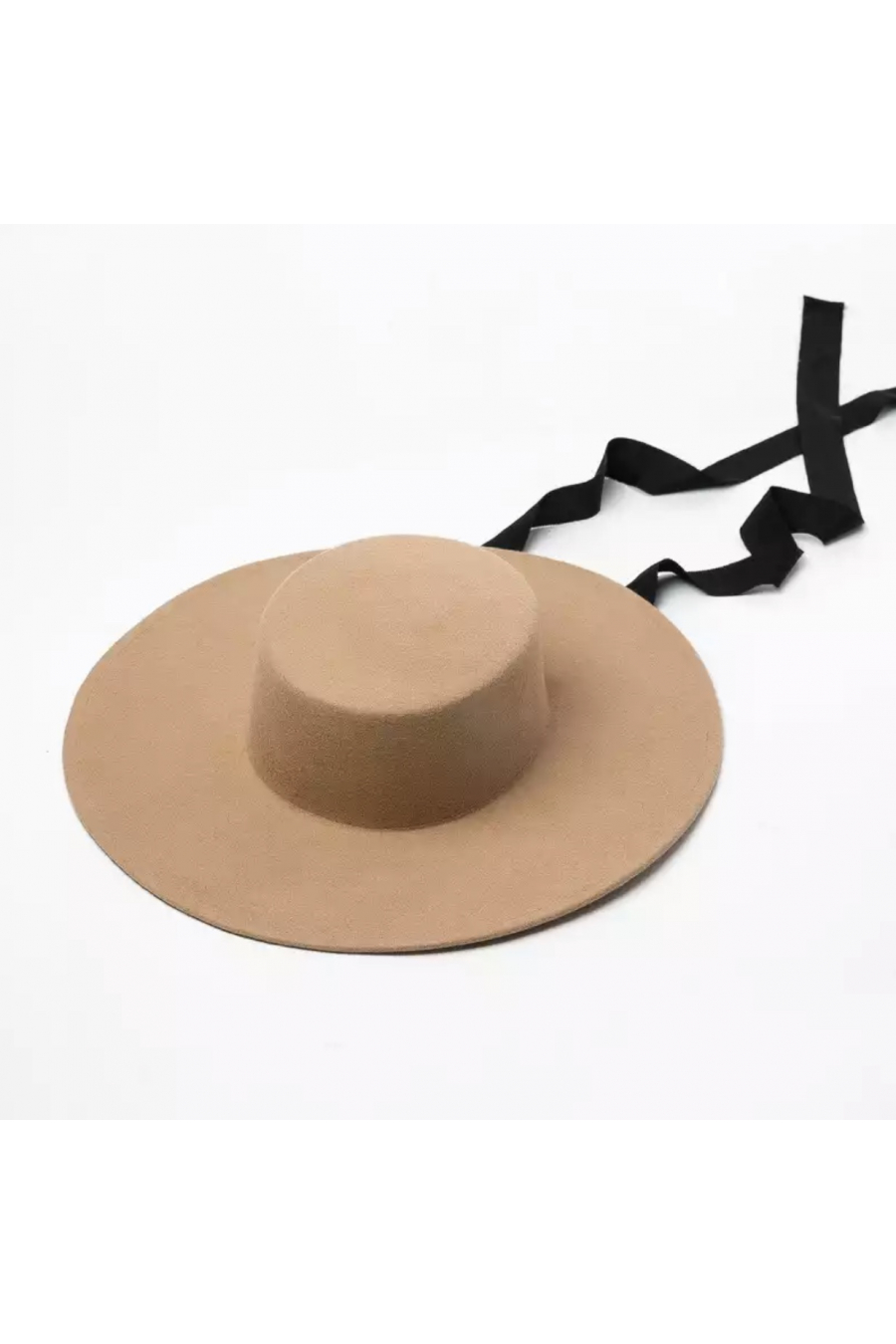 CAMEL SMALL CANDY FEDORA