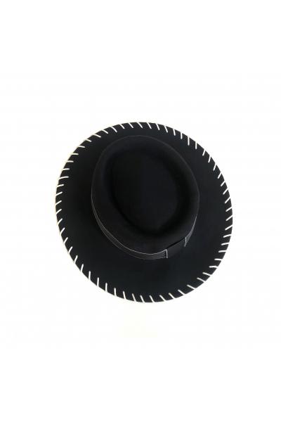 BLACK JAZZ TOP