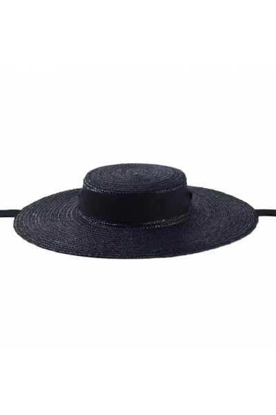 BLACK CANDY HAT ( 6,5 cm ) BLACK CANDY HAT ( 6,5 cm )