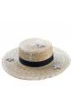 ROSIE BOATER HAT