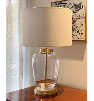 Mei Design Sera Lamp - Brass