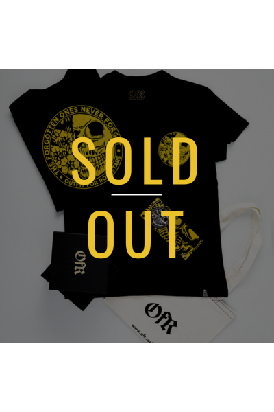 - SOLD OUT - Forgotten Ones Never Forget