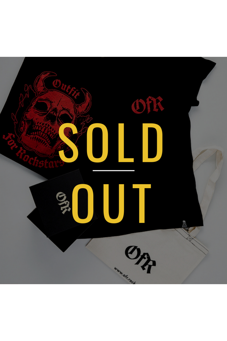 - SOLD OUT - Dead Above