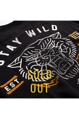OFR Stay Wild Sweatshirt
