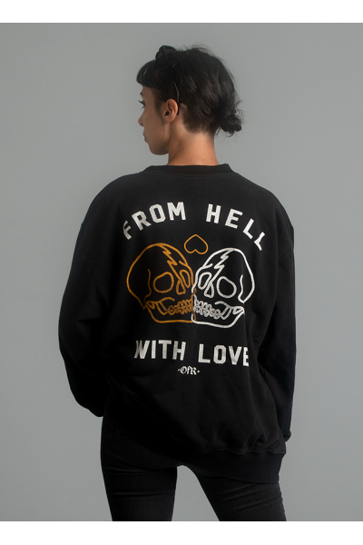 From Hell With Love Sweatshirt