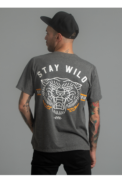 Stay Wild Tshirt Stay Wild Tshirt