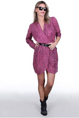MILANO DRESS PINK