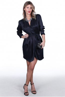 MILANO DRESS BLACK