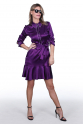 SEVENTY DRESS PURPLE