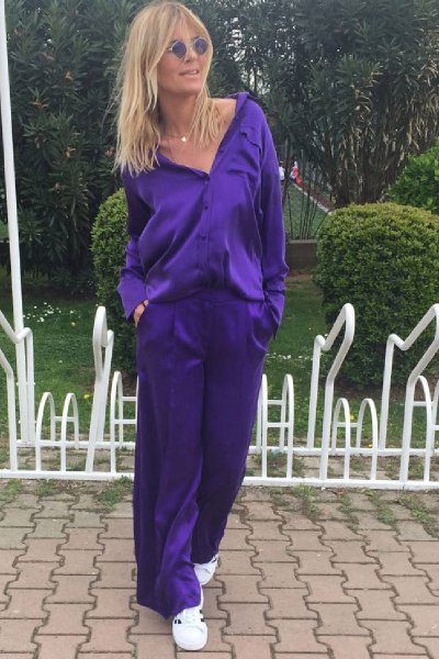 TUNIC PURPLE