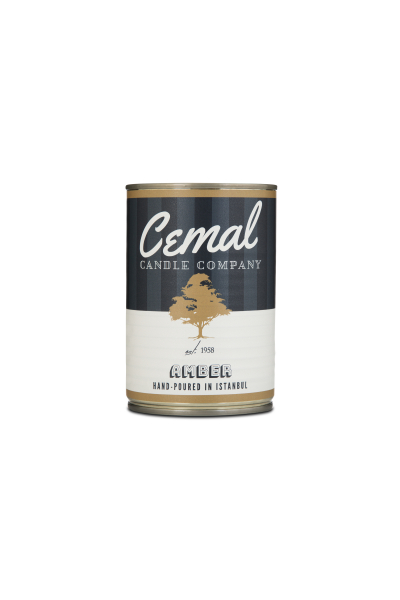 Cemal Candle Co. Amber