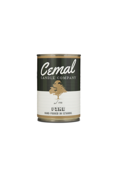 Cemal Candle Co. Pine
