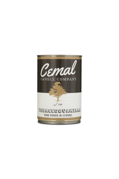 Cemal Candle Co. Tobacco&Vanilla